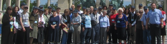 AACI Kosher and Friendly Budapest Travel Group