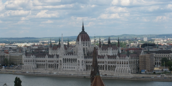 Hungarian Parliament-AACI Kosher travel